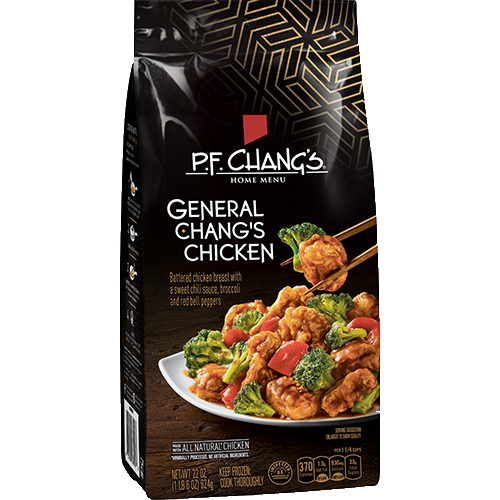 General Chang S Chicken P F Chang S Home Menu
