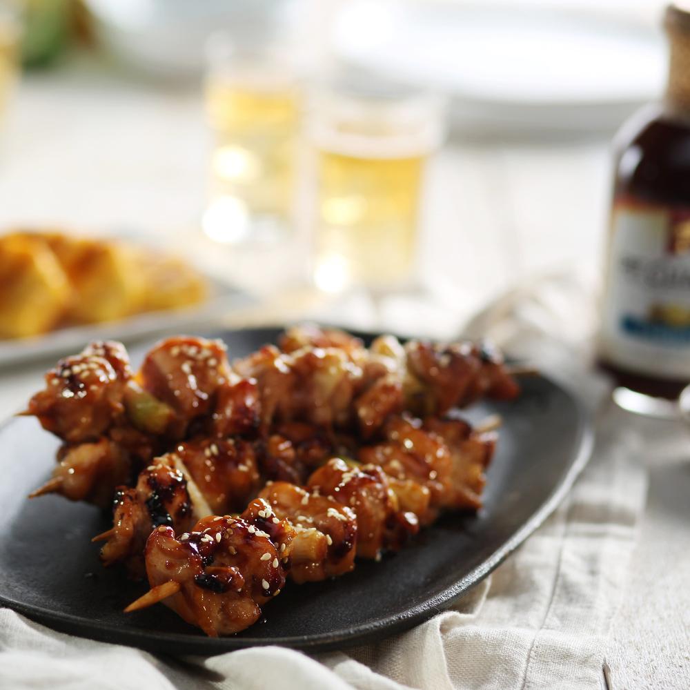 Chicken Teriyaki Skewers | P.F. Chang's Home Menu